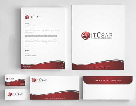 Türkiye Sigorta Acenteleri Federasyonu Business Cards and Stationery  Draft # 176 by Dawson
