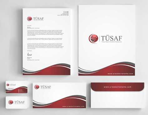 Türkiye Sigorta Acenteleri Federasyonu Business Cards and Stationery  Draft # 182 by Dawson