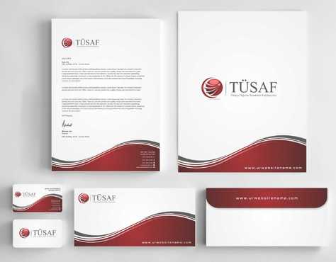 Türkiye Sigorta Acenteleri Federasyonu Business Cards and Stationery  Draft # 183 by Dawson