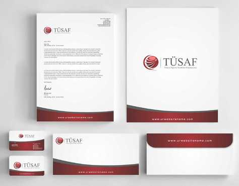 Türkiye Sigorta Acenteleri Federasyonu Business Cards and Stationery  Draft # 184 by Dawson