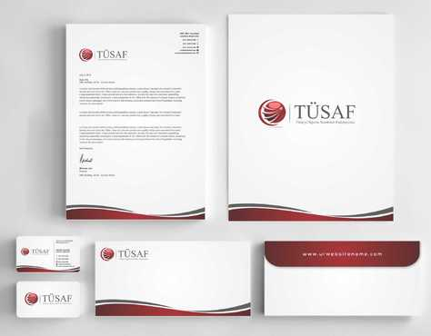 Türkiye Sigorta Acenteleri Federasyonu Business Cards and Stationery  Draft # 186 by Dawson