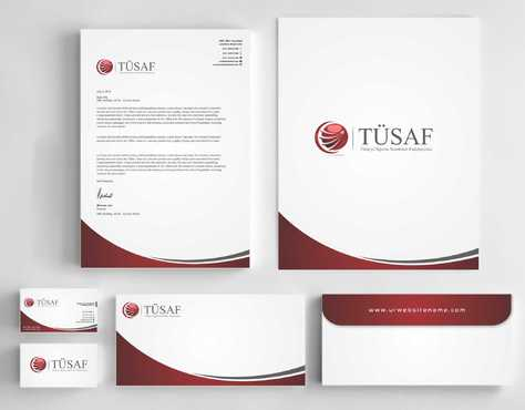 Türkiye Sigorta Acenteleri Federasyonu Business Cards and Stationery  Draft # 189 by Dawson