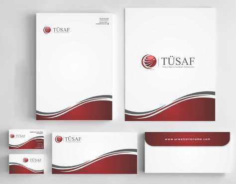 Türkiye Sigorta Acenteleri Federasyonu Business Cards and Stationery  Draft # 190 by Dawson