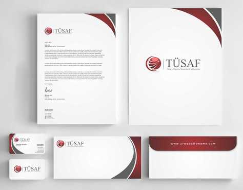 Türkiye Sigorta Acenteleri Federasyonu Business Cards and Stationery  Draft # 192 by Dawson