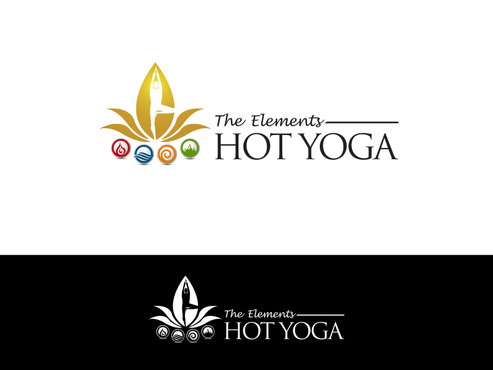 The Elements Hot Yoga A Logo, Monogram, or Icon  Draft # 153 by falconisty