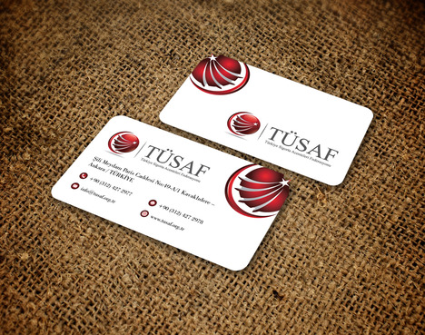 Türkiye Sigorta Acenteleri Federasyonu Business Cards and Stationery  Draft # 216 by rasix