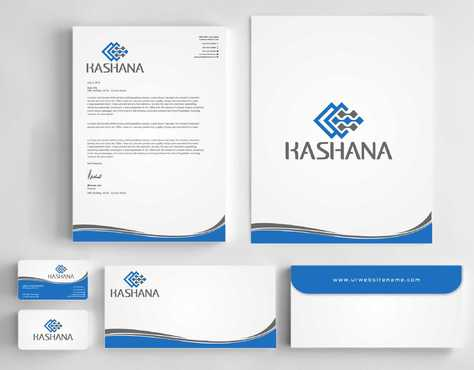 Kashana Business Cards and Stationery  Draft # 171 by Dawson