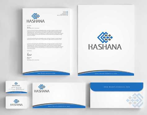 Kashana Business Cards and Stationery  Draft # 172 by Dawson