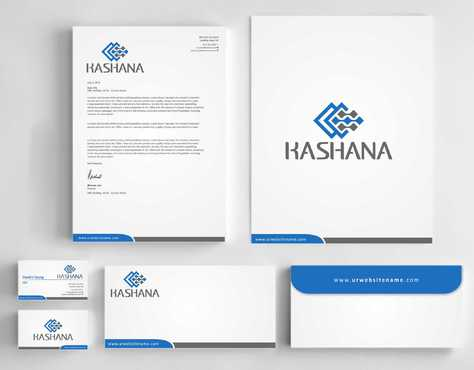 Kashana Business Cards and Stationery  Draft # 173 by Dawson