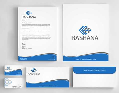 Kashana Business Cards and Stationery  Draft # 174 by Dawson