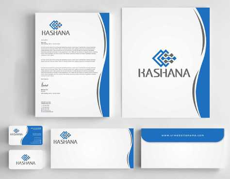 Kashana Business Cards and Stationery  Draft # 175 by Dawson