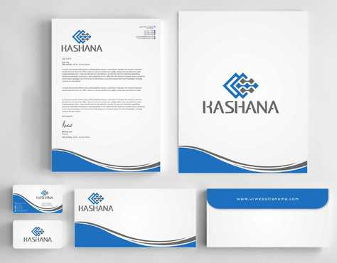 Kashana Business Cards and Stationery  Draft # 176 by Dawson