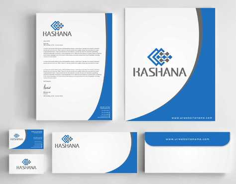 Kashana Business Cards and Stationery  Draft # 177 by Dawson
