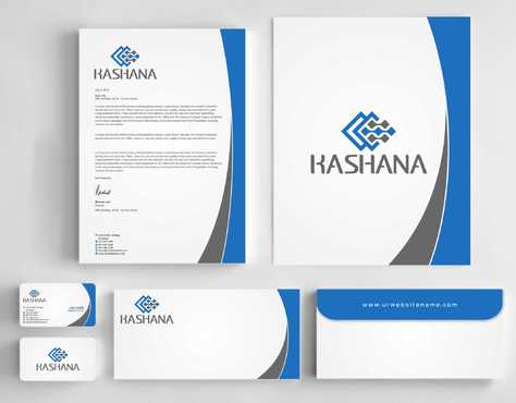 Kashana Business Cards and Stationery  Draft # 178 by Dawson