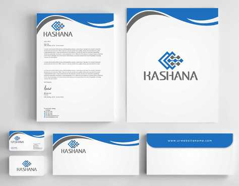 Kashana Business Cards and Stationery  Draft # 179 by Dawson