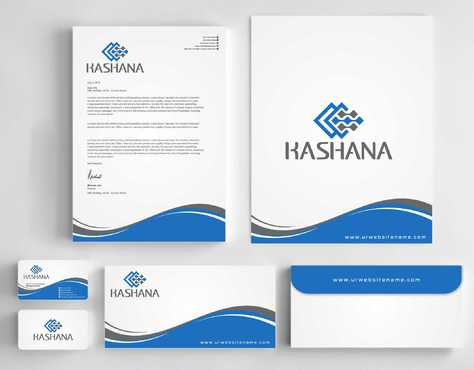 Kashana Business Cards and Stationery  Draft # 180 by Dawson