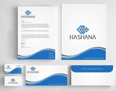 Kashana Business Cards and Stationery  Draft # 181 by Dawson