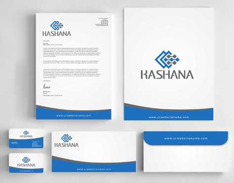 Kashana Business Cards and Stationery  Draft # 182 by Dawson