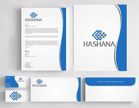 Kashana Business Cards and Stationery  Draft # 183 by Dawson