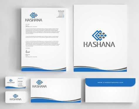 Kashana Business Cards and Stationery  Draft # 184 by Dawson