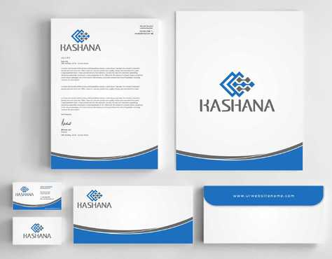 Kashana Business Cards and Stationery  Draft # 185 by Dawson