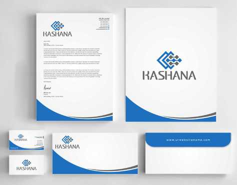 Kashana Business Cards and Stationery  Draft # 187 by Dawson