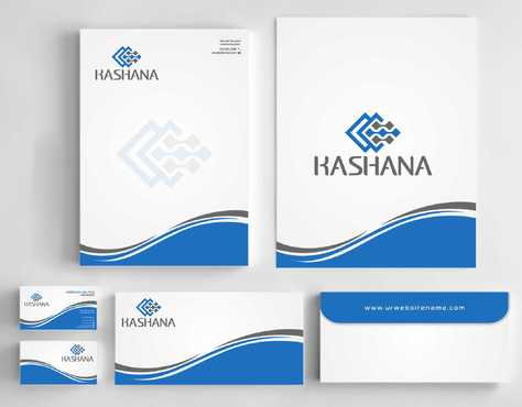 Kashana Business Cards and Stationery  Draft # 188 by Dawson