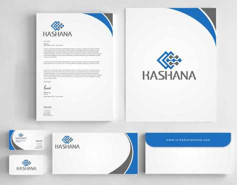 Kashana Business Cards and Stationery  Draft # 189 by Dawson