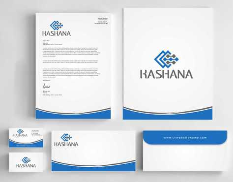 Kashana Business Cards and Stationery  Draft # 190 by Dawson