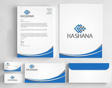Kashana Business Cards and Stationery  Draft # 191 by Dawson