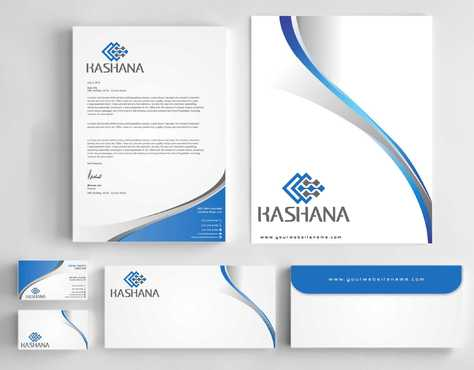 Kashana Business Cards and Stationery  Draft # 192 by Dawson