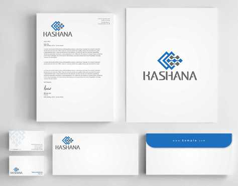 Kashana Business Cards and Stationery  Draft # 193 by Dawson