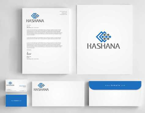 Kashana Business Cards and Stationery  Draft # 194 by Dawson