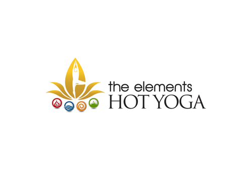 The Elements Hot Yoga A Logo, Monogram, or Icon  Draft # 193 by falconisty