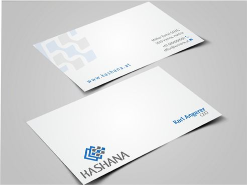Kashana Business Cards and Stationery  Draft # 240 by Dawson