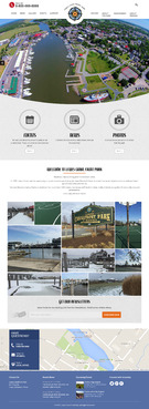 Lewes canal front park Blog Design Template  Draft # 17 by Pixelwebplanet