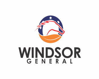 WINDSOR GENERAL A Logo, Monogram, or Icon  Draft # 170 by Danycat