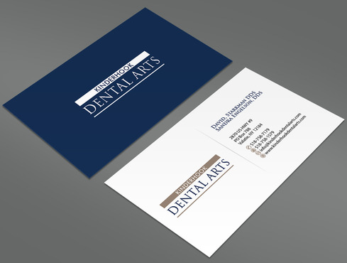 business card Business Cards and Stationery  Draft # 1 by ArtworksKingdom