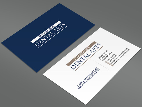 business card Business Cards and Stationery  Draft # 2 by ArtworksKingdom