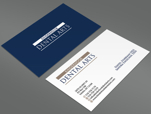 business card Business Cards and Stationery  Draft # 3 by ArtworksKingdom