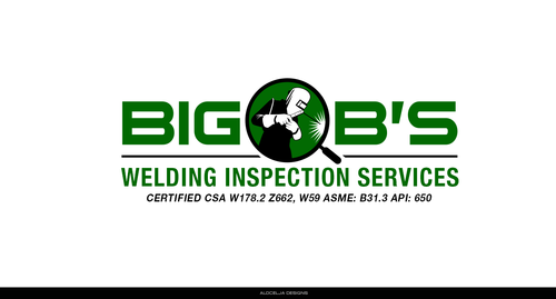 Page 1 - Logo for Welding Inspection Services by Ryanbroderick1