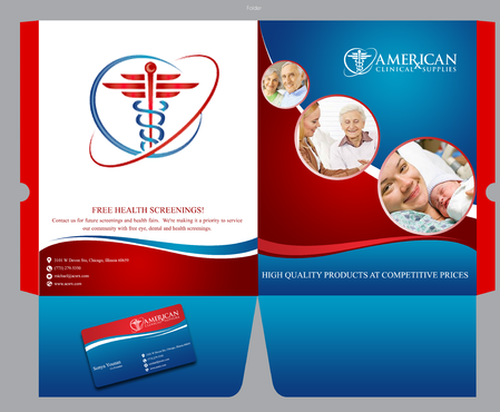 Medical and Dental Supplies Marketing collateral  Draft # 10 by abdulmannan