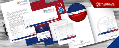 Medical and Dental Supplies Marketing collateral Winning Design by designbe