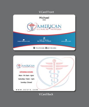 Medical and Dental Supplies Marketing collateral  Draft # 24 by Tjcdesign