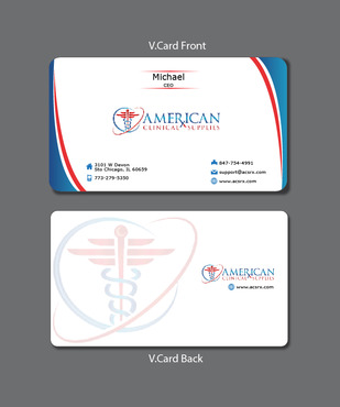 Medical and Dental Supplies Marketing collateral  Draft # 25 by Tjcdesign