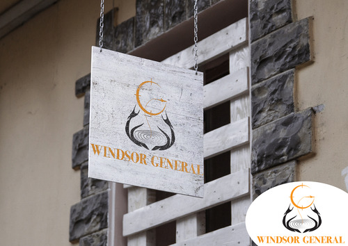 WINDSOR GENERAL A Logo, Monogram, or Icon  Draft # 281 by MycroDesigner001