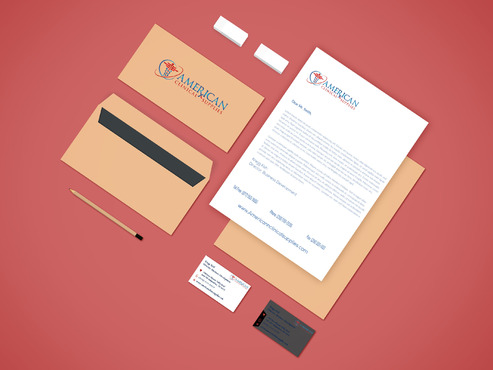 Medical and Dental Supplies Marketing collateral  Draft # 50 by Designersink