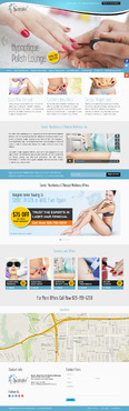 Sante` Aesthetics & Medical Wellness, Inc. Complete Web Design Solution  Draft # 91 by pivotal