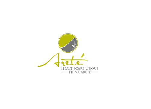 Arete' Healthcare Group Logo Winning Design by Shoaibali