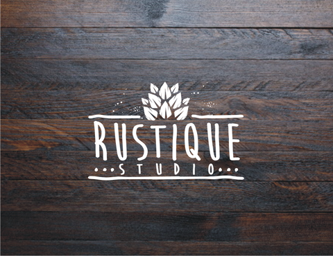 Rustique Studio A Logo, Monogram, or Icon  Draft # 44 by otakkecil